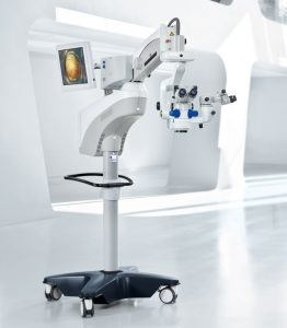 Le centre d'ophtalmologie
